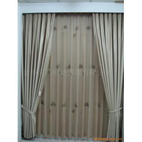 酒店,家居窗帘布艺 反光型