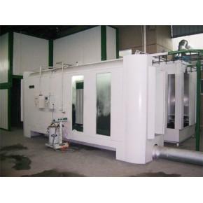 厂家热销喷粉室及粉末回收装置 回收系统