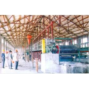 菏泽圣龙纸业有限公司纸机生产线安装工程