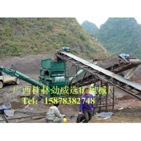 锰矿磁选机 加工提纯精选选矿设备 广西桂林灌阳选矿机械