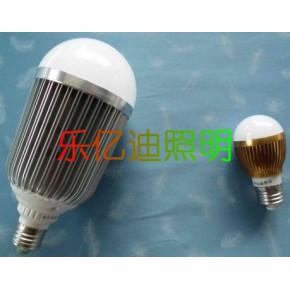 乐亿迪工厂直销青岛大功率LED球泡灯