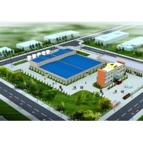 厂房模型,沙盘模型厂家@建筑模型制作#无锡乐道模型公司