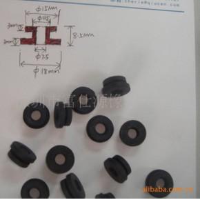 硅橡胶产品,硅胶线扣,橡胶皮环