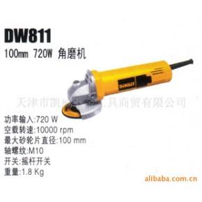得伟角磨机 电动工具 DW811