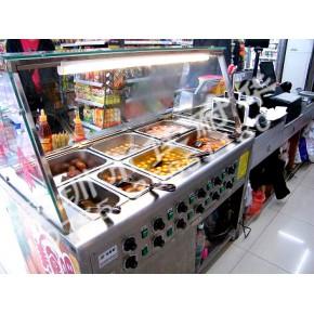 佳耐华EC6-12汤池机 关东煮 美食吧 小吃车 鱼旦机 关东煮设备 百里臣小吃车