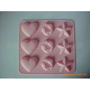 各种形状硅胶冰格,硅胶冰盘,硅胶冰冻模