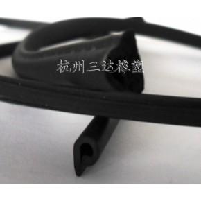 橡胶密封条 橡胶挤出条 EPDM胶条,橡胶制品加工