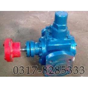 YCB圆弧齿轮泵,圆弧齿轮泵,圆弧泵