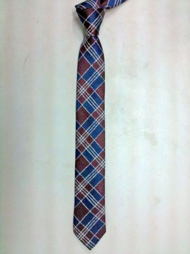 解领带的方法图解
