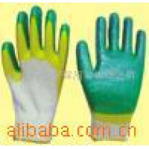 纱线浸胶,劳保手套.防护手套.