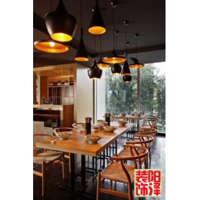 长沙好的装修公司-阳泽装饰这样的餐厅设计您喜欢吗
