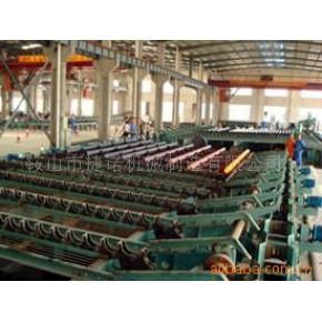 大量提供钢厂用专用圆钢步进式、链式冷床