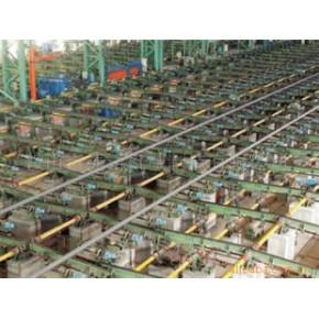 大量提供钢厂专用万能线材步进式、链式冷床