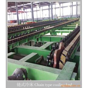 轧钢厂专用钢管链式冷床 捷诺