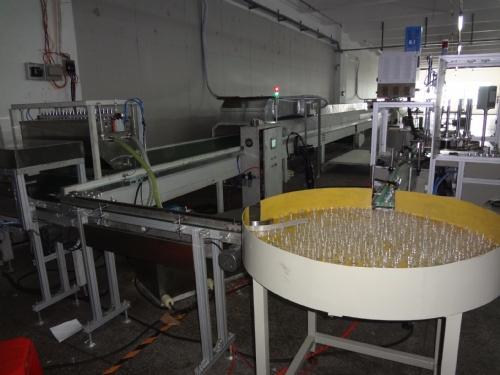 蜡烛灌装加工设备-自动灯芯制作设备