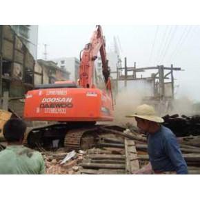 甘肃土石方挖运找甘肃国英房屋拆除公司  4000781886