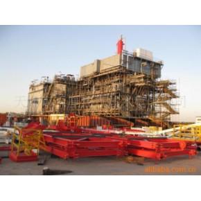 提供各种海洋石油工程设计服务