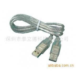 USB 数据线  透明USB线