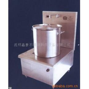 中式电磁低汤灶/厨房设备/设备/食品加工设备