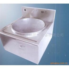 中式电磁大锅灶/厨房设备/设备/食品加工设备