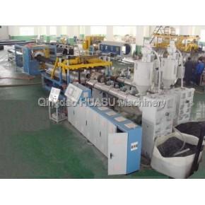 SBG400 HDPE PP双壁波纹管生产线