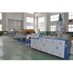 SBG315 HDPE PP双壁波纹管生产线