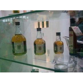 圆形核桃油玻璃瓶山茶油瓶价格上海玻璃瓶