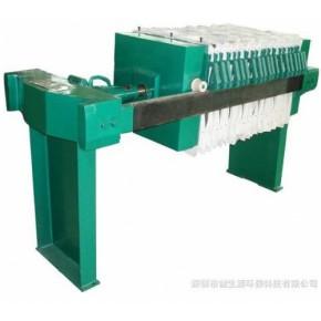 手动型 千斤顶 压滤机 过滤机 高密度压滤过滤机63
