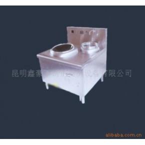 中式单头单尾电磁砂炉/厨房设备/设备/食品加工