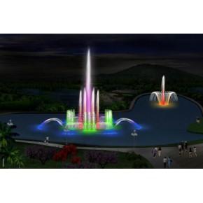 河北宏达别墅喷泉古建筑工程简欧装修风格园林图片