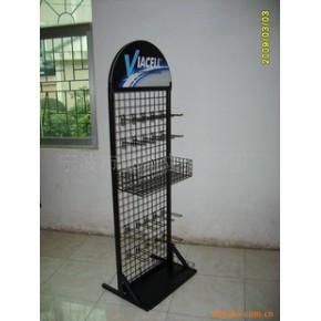 野马电池展示架,商场展示架20090129