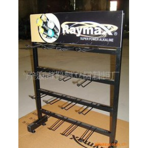 电池小展架,小商品展架,展架生产2009012