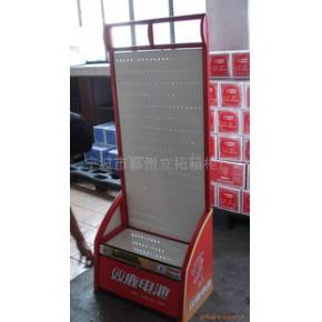 电池展示架,产品展示架,商场展示架200901