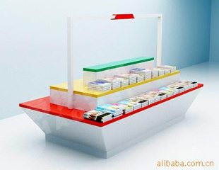 儿童书架 书店书架 图书货架 防盗器 广东广州书架