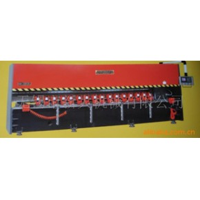 V型数控开槽机 金属薄板开槽机
