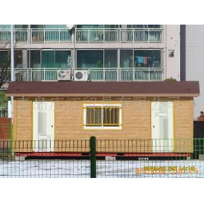 轻钢别墅 整体可移动别墅房屋 蜗居 模块房屋