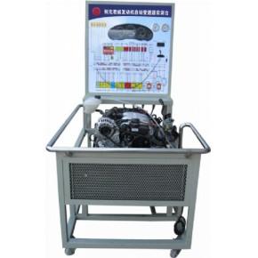 大众1.6电控发动机实训台--电控发动机带拆装实训台