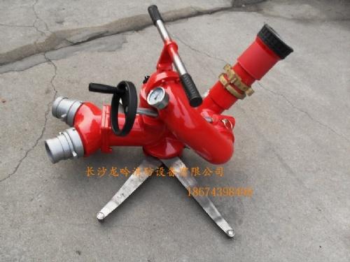 【移动式消防水炮】 长沙龙吟消防设备有限公司
