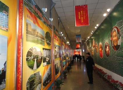 校史馆设计 大型展览馆展厅策划推荐甘肃风采 -商务服务