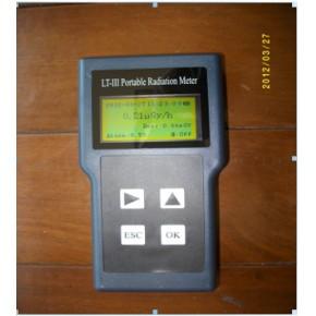 辐射检测仪-LT-III xγ辐射剂量率仪