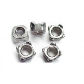 优质实惠四方焊接螺母