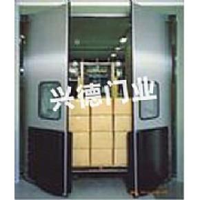 东莞不锈钢自由门、不锈钢防撞门