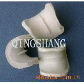 出口陶瓷矩鞍环填料 陶瓷
