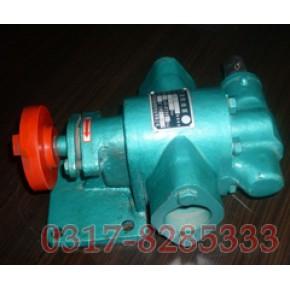 KCB铜轮齿轮泵,KCB齿轮泵