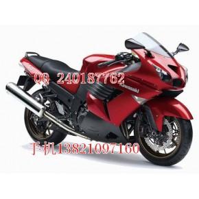 特价出售进口摩托车川崎六眼魔神ZZR1400价格5500元