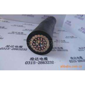 机械设备用电缆 YCWB