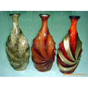 陶瓷工艺品,瓷器工艺品,陶瓷花瓶/工艺花瓶/花瓶/摆设花瓶/园艺