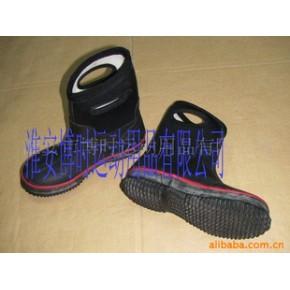 潜水鞋 冲浪鞋 中帮 侧面有拉链 neoprene材质