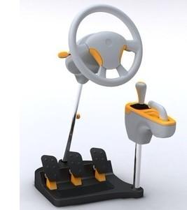 济南驾驾乐汽车模拟驾驶器生产基地