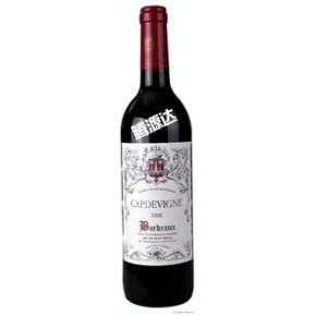 卡德维娜波尔多干红葡萄酒